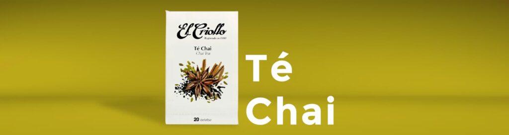 Comprar Te Chai