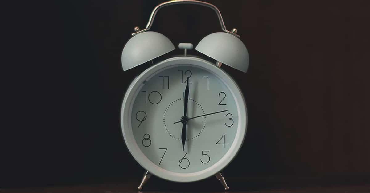 tips para mantenerse despierto