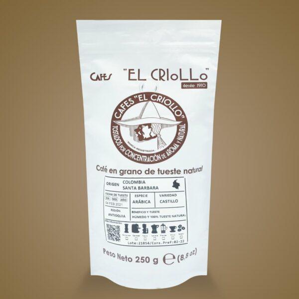 Colòmbia santa barbara cafe cafes el crioll
