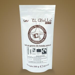 double label cafe cafes el criollo