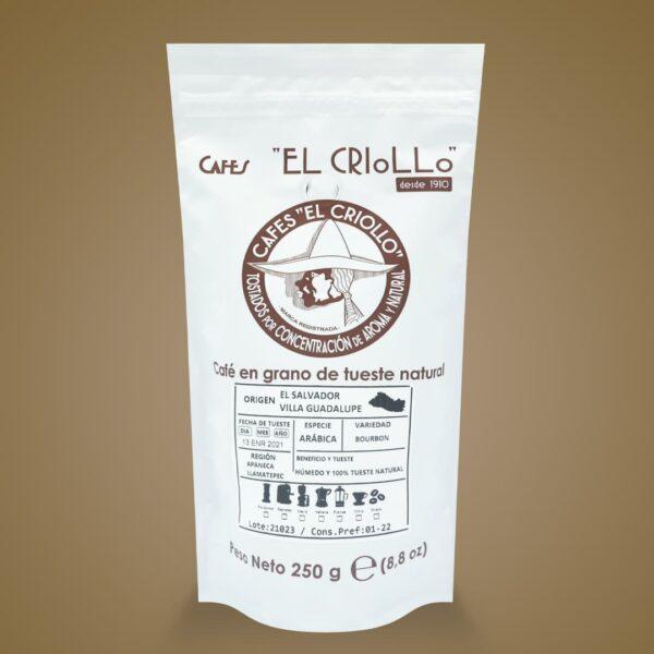 el salvador villa guadalupe cafe cafes el criollo