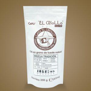 mezcla tradicion cafe cafes el criollo