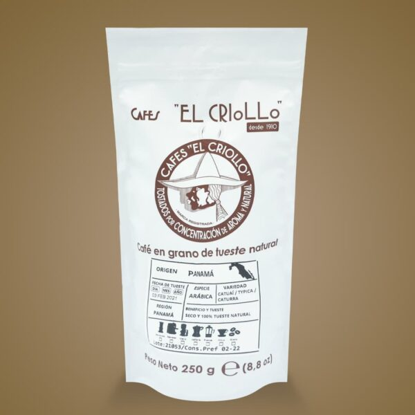 panama cafe cafes el crioll