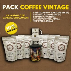 Pack Regal Vintage