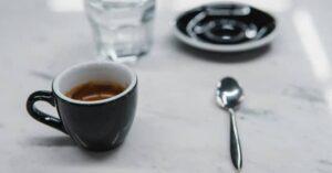 recetas de cafe americano
