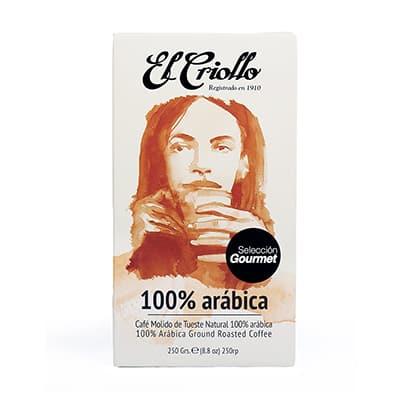 Cafe gourmet arabico el criollo