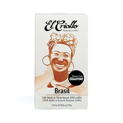 cafe en molidos gourmet de brasil