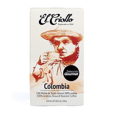 cafe molidos gourmet de colombia