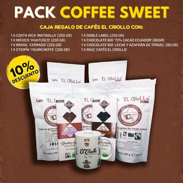 Pack Coffee Sweet