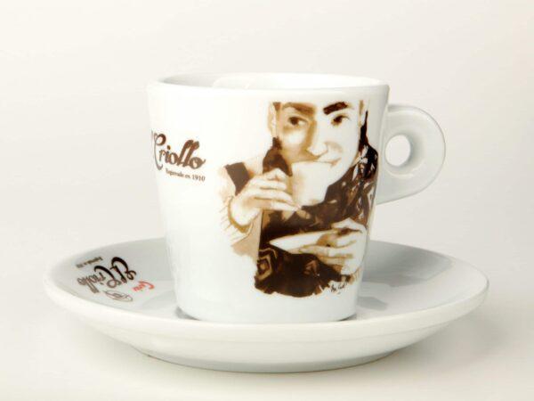 Taza de cafe premium