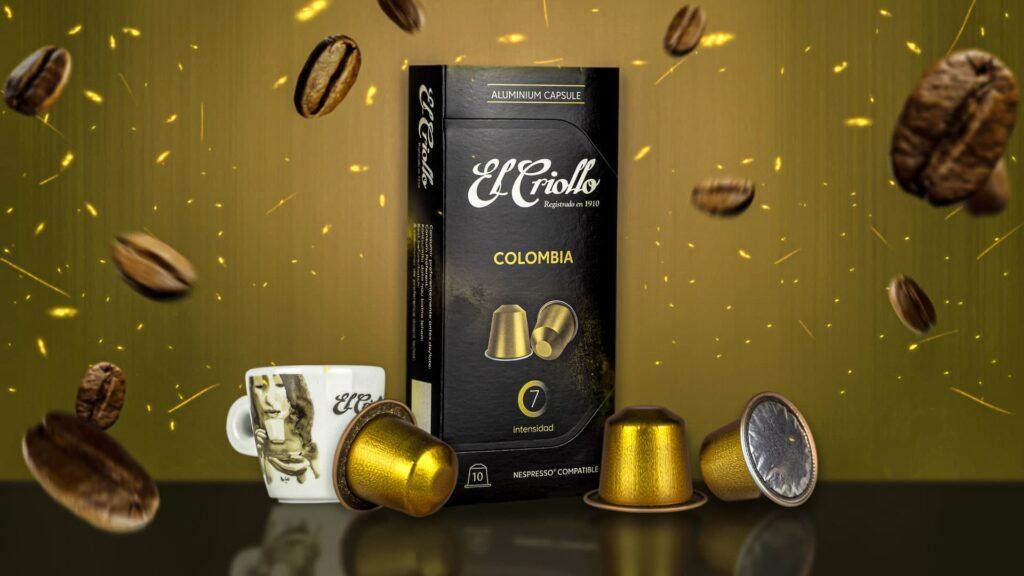 capsulas compatibles nespresso Colombia con taza