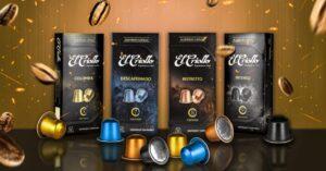 Cápsulas compatibles con Nespresso