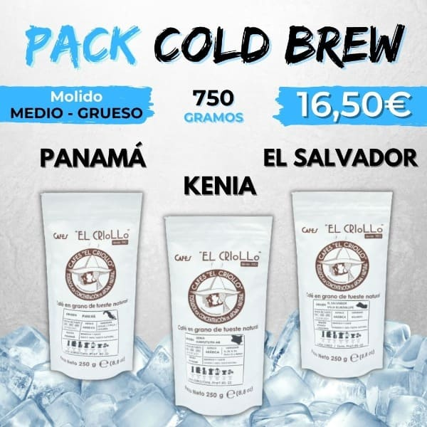 Pack Cold Brew