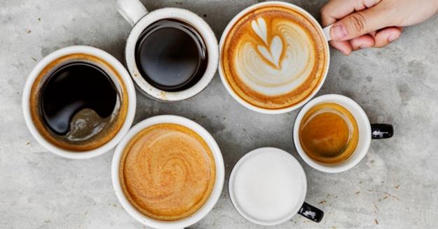 Tazas de café y cómo influyen en el sabor
